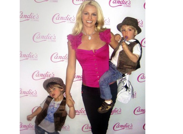 Britney Spears quyết không cho con nối nghiệp mình