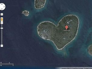 Những hình ảnh thú vị từ Google Maps