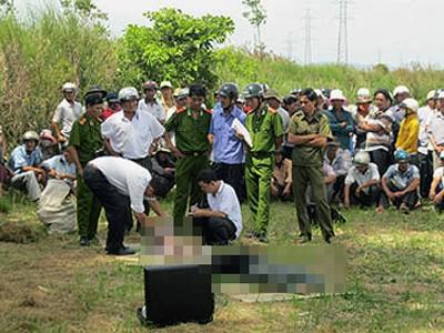 Phát hiện ba xác chết trên sông