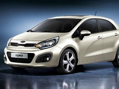 Kia Rio đời 2012 sở hữu động cơ mới