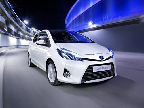Toyota lắp ráp Yaris Hybrid tại Pháp