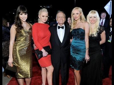 'Ông Trùm' Playboy qua đêm với hơn 1000 phụ nữ