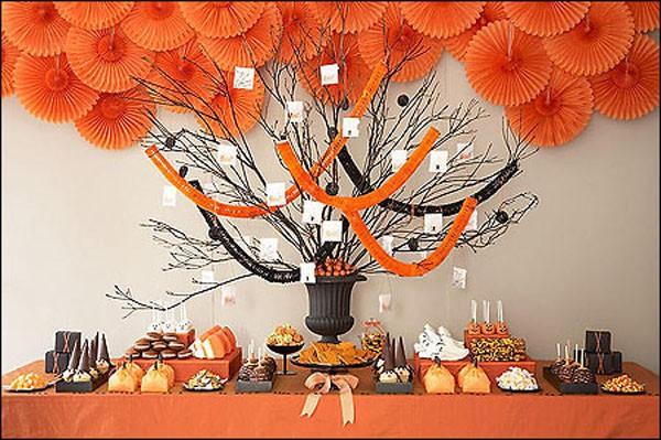 Ý tưởng cho ngày Halloween trọn vẹn