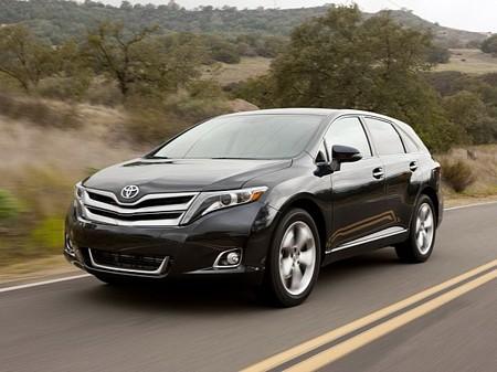Toyota Venza đời mới tăng giá nhẹ