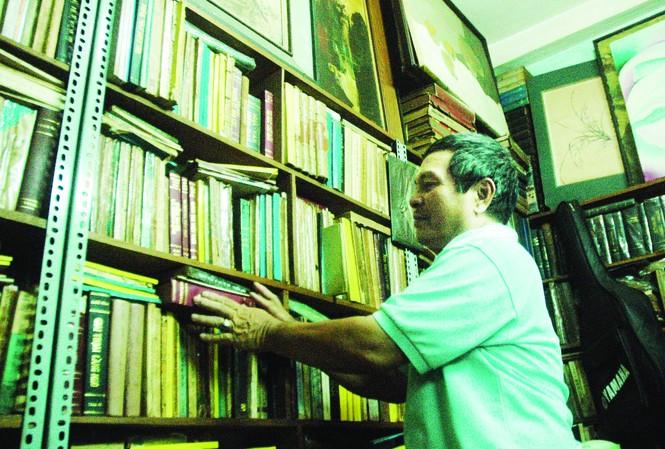 Sách cổ Sài Gòn trong cơn dâu bể