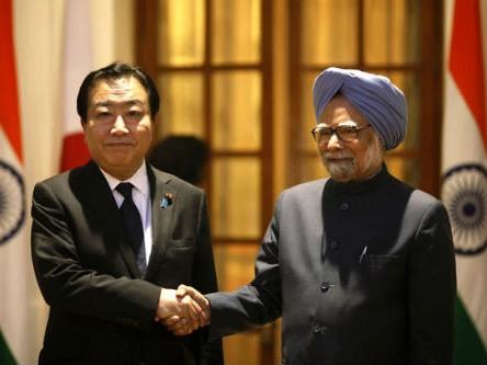 """Nhật - Ấn tăng cường hợp tác """"nắn"""" Trung Quốc"""