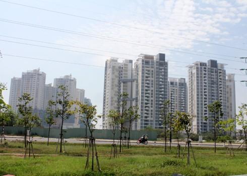 TP.HCM: 'Đua' xây căn hộ nhỏ, giá rẻ