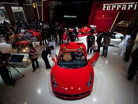 Sẽ có Ferrari hybrid trong năm 2013