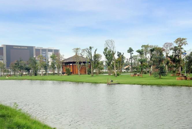 Có gì trong đô thị 'Kiến trúc xanh'?
