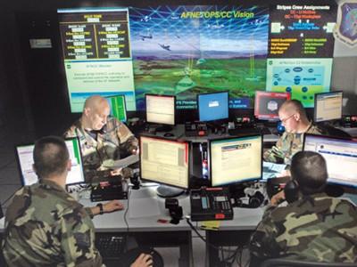 Mỹ có thể thành lập lực lượng đặc biệt để trả đũa tấn công mạng - Ảnh: U.S. Air Force