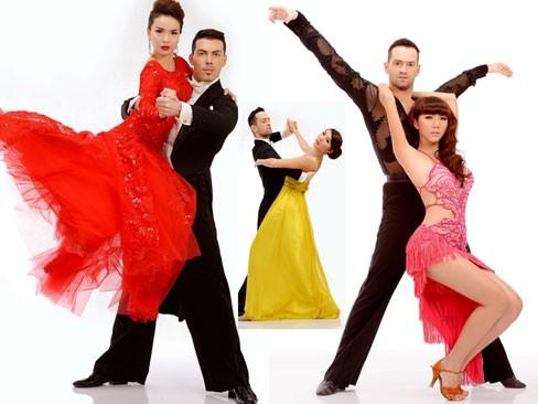 Bước Nhảy Hoàn Vũ 2013: Chính thức ghép cặp