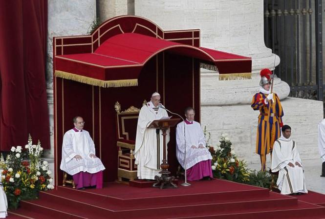 Giáo hoàng Francis: Trách nhiệm của chúng ta là yêu thương