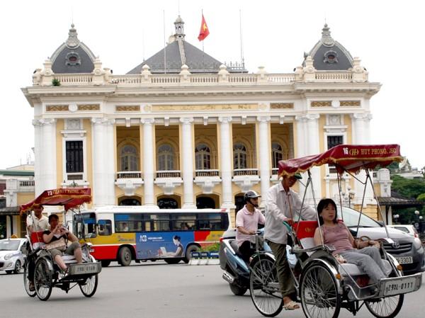 Chỉ số CPI của Hà Nội giảm 15 bậc