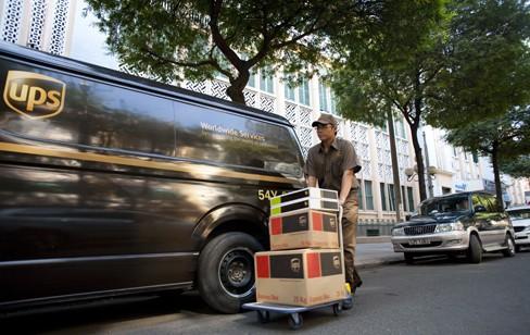 Tập đoàn chuyển phát nhanh UPS 'đột phá' tại Việt Nam