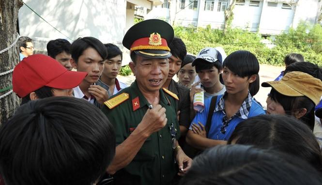 Trường quân đội sẽ công bố sớm kết quả thi