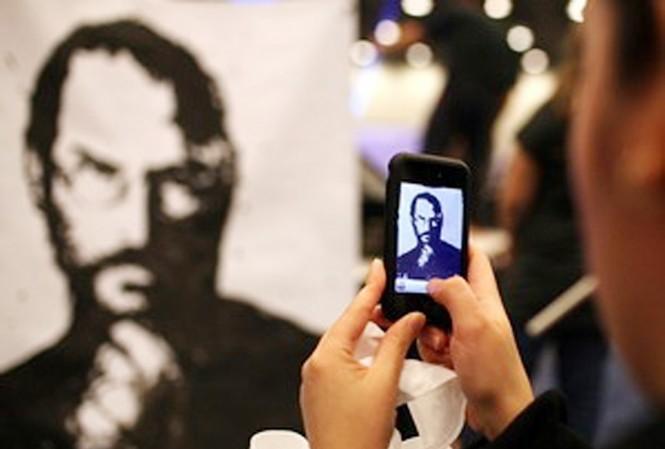 Khoảng tối về Steve Jobs cũng được hé lộ (Nguồn: AFP)
