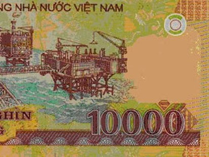 Tiền 10.000 đồng giá 4 triệu đồng