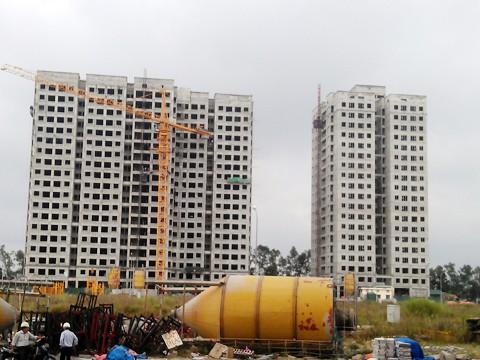 Đại gia địa ốc xin làm nhà thu nhập thấp