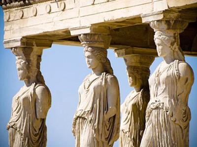 Athens - thành phố của truyền thuyết và những vị thần