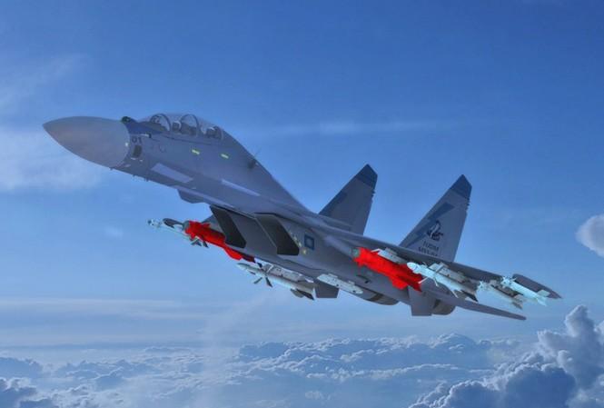 Nga mang Su-30MKM tiên tiến tới Malaysia