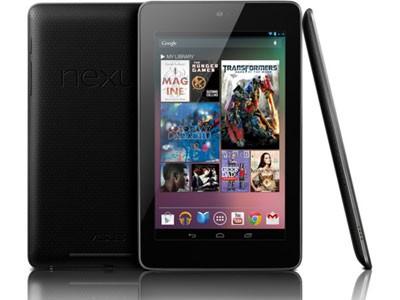 Nexus 7 đạt giải 'tablet tốt nhất' tại MWC 2013
