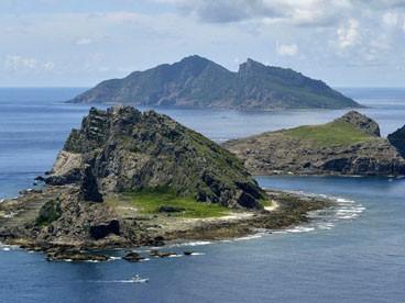 Quần đảo tranh chấp giữa Trung Quốc và Nhật Bản Senkaku/Điếu Ngư