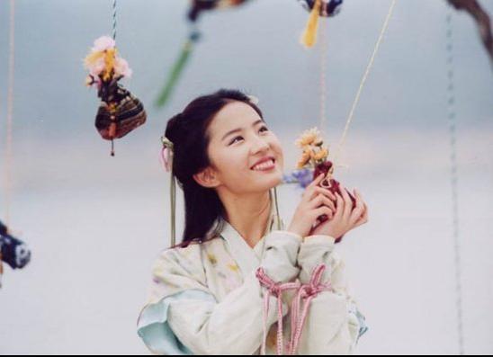 Ngắm mỹ nhân cổ trang trên màn ảnh Hoa ngữ