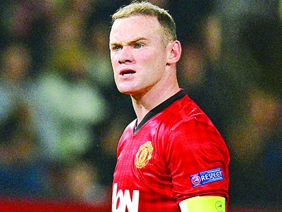 Rooney bị thanh trừng?