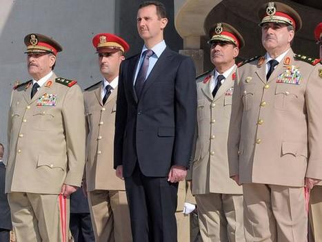 Chế độ tổng thống Syria bên bờ vực bị lật đổ
