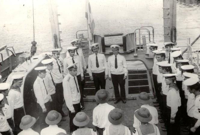 Ảnh hiếm: Hạm đội Thái Bình Dương ở Cam Ranh