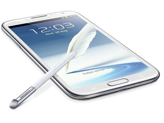 Galaxy Note 2 giá hơn 16 triệu đồng