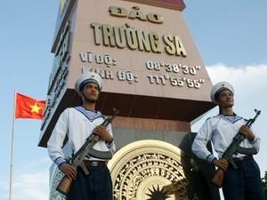 Phản đối các hoạt động vi phạm chủ quyền Việt Nam