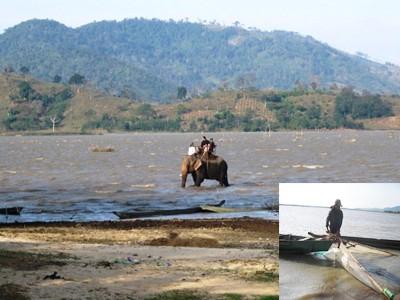 Hồ lớn nhất Tây Nguyên bị xâm hại nghiêm trọng
