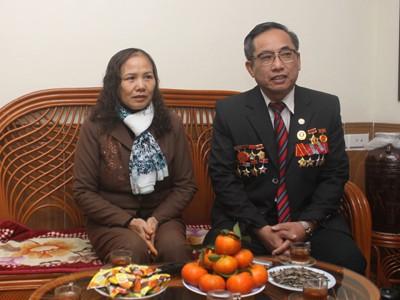 Ông Phạm Hồng Thanh và bà Trương Thị Tuyết, địa chỉ số 18, ngõ 204, Tôn Đức Thắng, Hà Nội