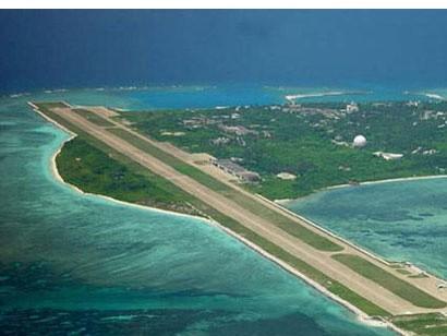 Philippines phản đối Trung Quốc về dự án 'khủng' ở Tam Sa - Hoàng Sa