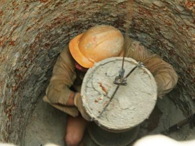 Nguy hiểm nghề đào giếng thuê