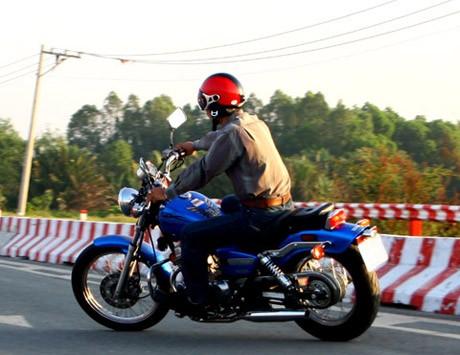 Lưu ý khi chọn môtô cho lái mới