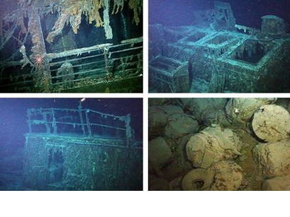 Phát hiện kho báu thứ hai dưới biển
