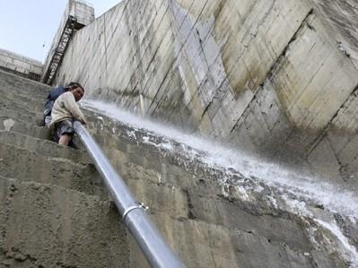 Không tích nước nếu không khắc phục xong trước mưa bão