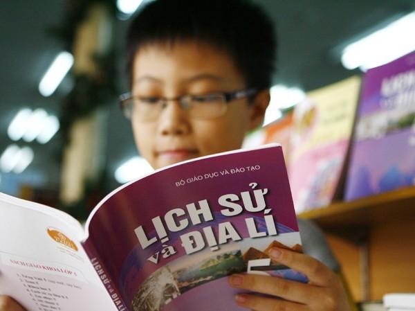 Có sách giáo khoa tốt sau 2015?