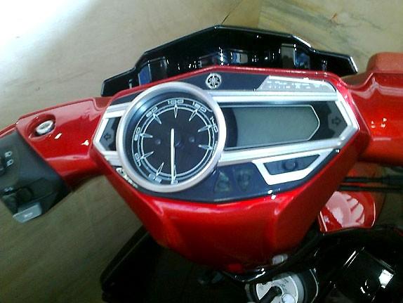 Yamaha Nouvo Lx Fi: Chiến mã sắp cất cánh