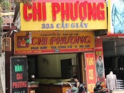 Bắt đối tượng nghi trộm vàng tại Hà Nội