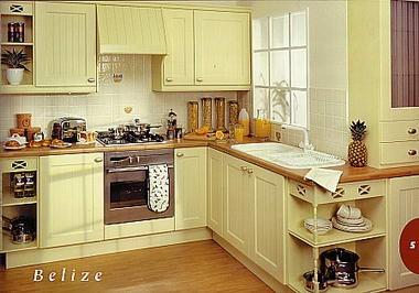 Những căn bếp xinh