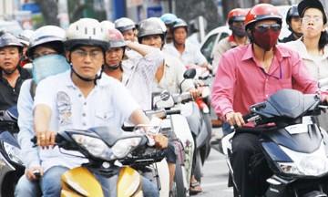 Phí đường bộ xe máy 60 -150 nghìn đồng/năm?
