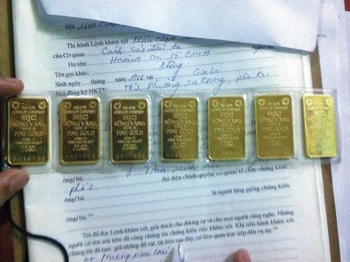 Trộm đột nhập nhà GĐ Sở Tài chính cuỗm 63 cây vàng
