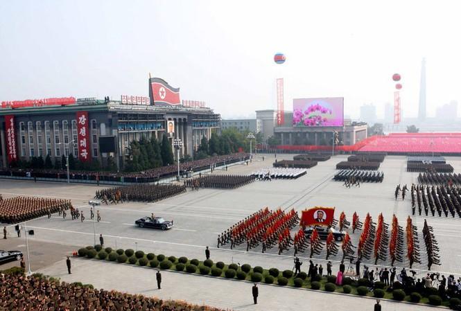 Những hình ảnh về quân đội Bắc Triều Tiên (kỳ III)