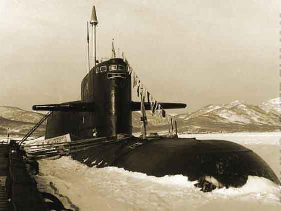 Tiết lộ vụ tàu ngầm Liên Xô đâm chìm tàu ngầm Trung Quốc? (kỳ 1)