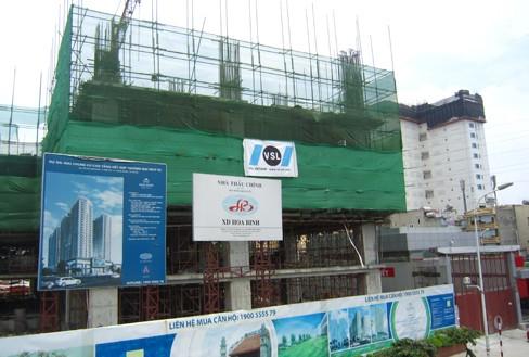 Căn hộ Hoà Bình Green City có giá từ hơn 21 triệu