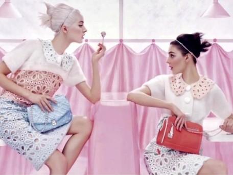 Louis Vuitton 'kẹo ngọt' cho ngày nắng