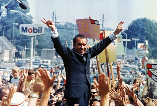 Chiến thuật quảng cáo phản chiến đã đưa Nixon trở thành Tổng thống Mỹ thứ 37 sau mùa tranh cử 1968